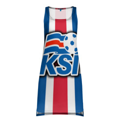 Сборная Исландии флаг