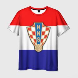 Сборная Хорватии флаг