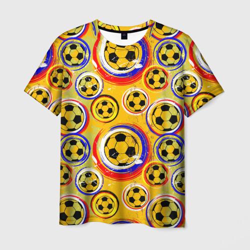 Мужская футболка 3D  Фото 03, Футбол