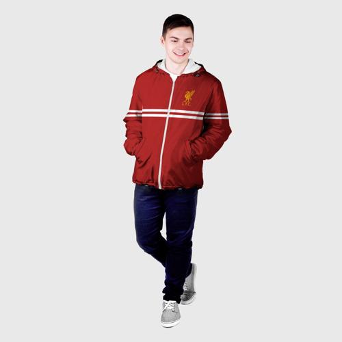 Мужская куртка 3D  Фото 03, LIVERPOOL SPORT