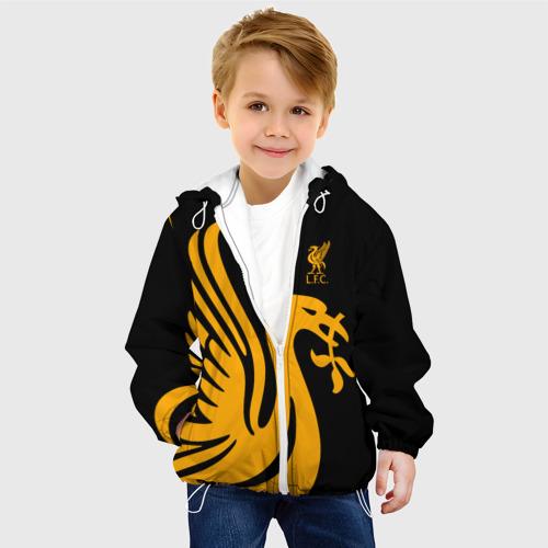 Детская куртка 3D LIVERPOOL SPORT Фото 01