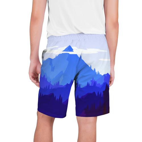 Мужские шорты 3D  Фото 02, Firewatch