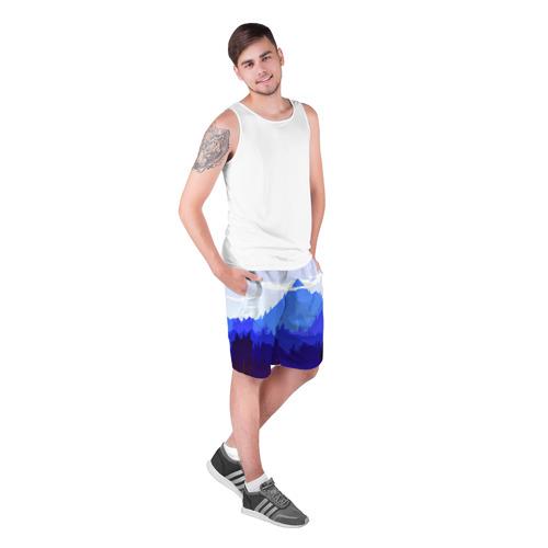 Мужские шорты 3D  Фото 03, Firewatch