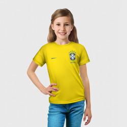 Бразилия форма (без надписи сзади)