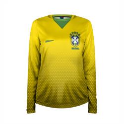 Форма Бразилии с текстурой