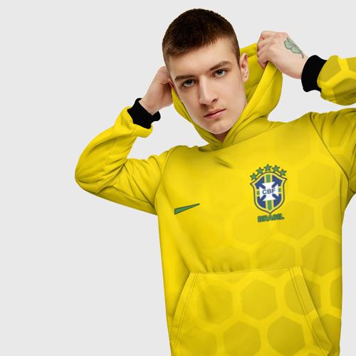 Сборная Бразилии узор соты