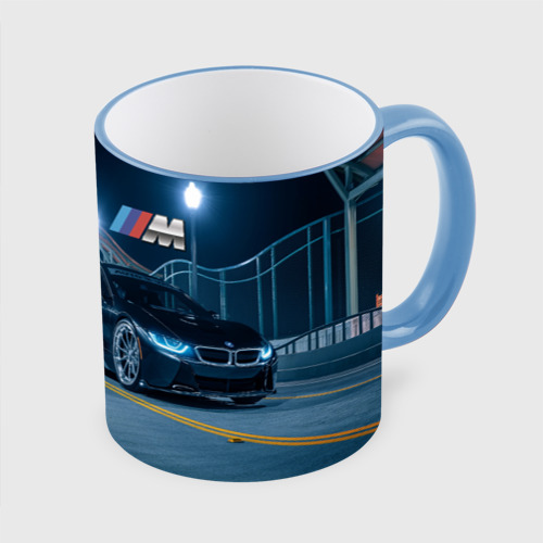 Кружка с полной запечаткой BMW AUTO SPORT