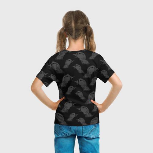Детская футболка 3D Гуси Фото 01