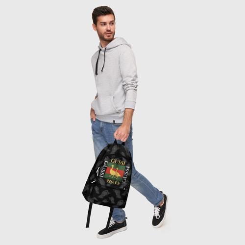 Рюкзак 3D Гуси Фото 01