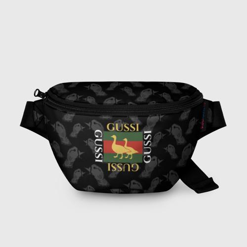 Поясная сумка 3D Гуси Фото 01