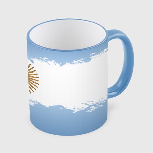 Кружка с полной запечаткой Сборная Аргентины