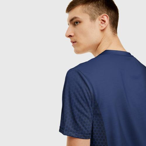 Мужская футболка 3D SUBARU WRX STI Фото 01
