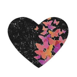 Бабочки — это цветы
