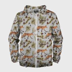 Waiking fox