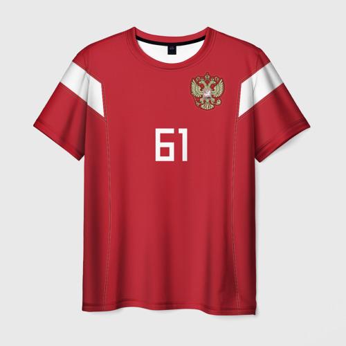 Мужская футболка 3D Ростов-на-Дону Чемпионат Мира