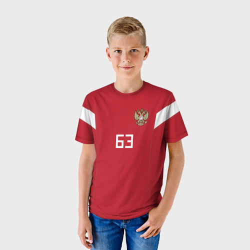 Детская футболка 3D Самара Чемпионат Мира 2018