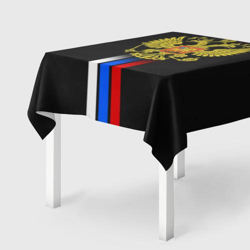 Скатерть 3D  Фото 01, RUSSIA SPORT
