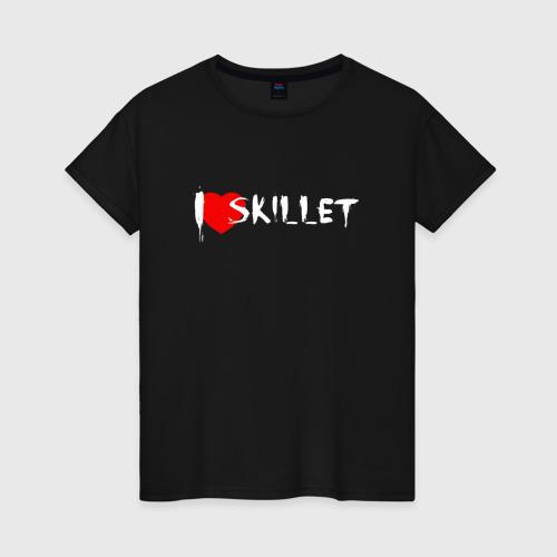 I love Skillet