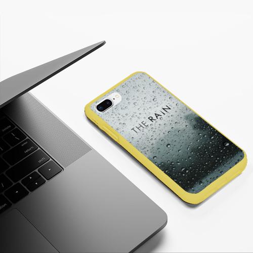 Чехол для iPhone 7Plus/8 Plus матовый The Rain Фото 01