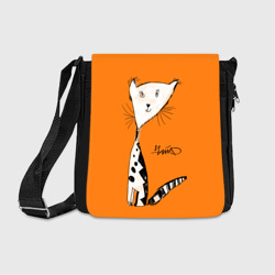 Оранжевый кот