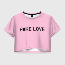 FAKE LOVE_pink