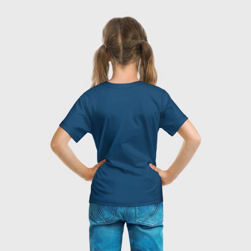 Детская футболка 3D  Фото 04, Чайф - космос