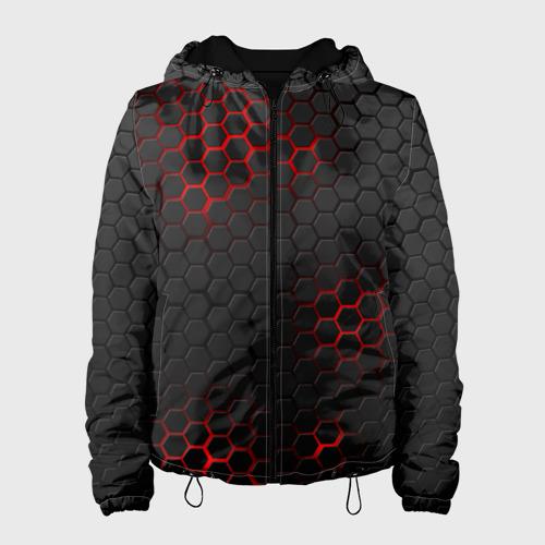 Женская куртка 3D СТАЛЬНАЯ БРОНЯ Фото 01