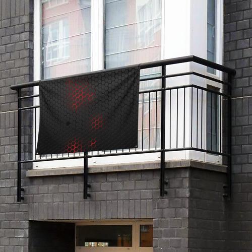 Флаг-баннер СТАЛЬНАЯ БРОНЯ Фото 01