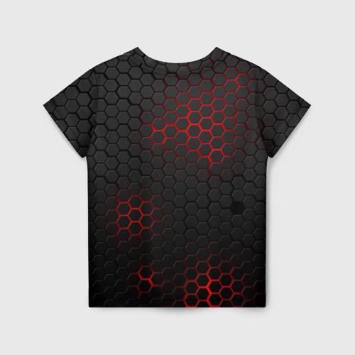 Детская футболка 3D СТАЛЬНАЯ БРОНЯ Фото 01
