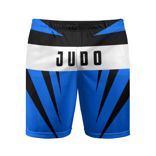 Мужские шорты 3D спортивные  Фото 01, Judo