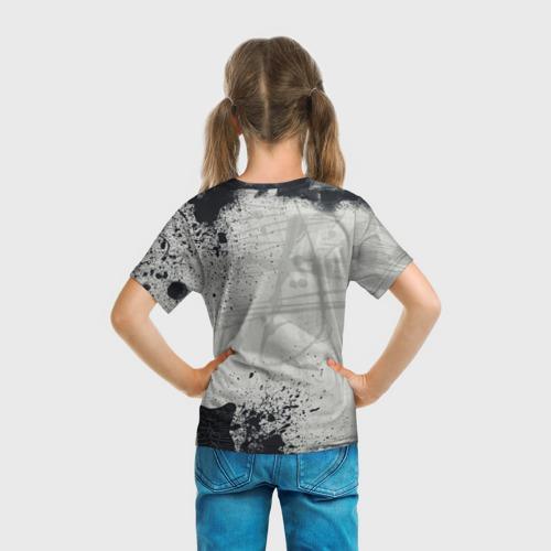 Детская футболка 3D  Фото 04, Juventus New