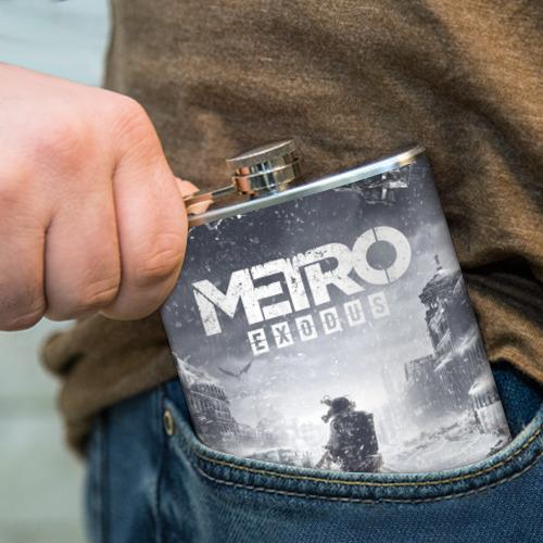 Фляга Metro Exodus: Артём Фото 01