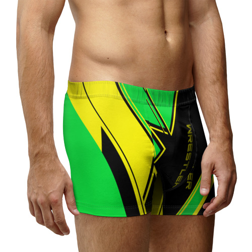 Мужские трусы 3D  Фото 03, Wrestler