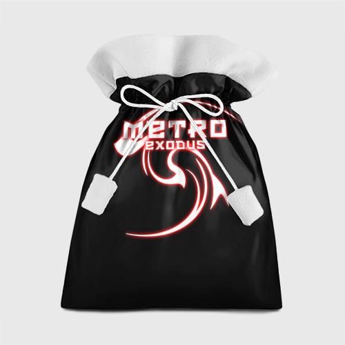 Подарочный 3D мешок Metro Exodus Фото 01