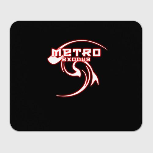 Коврик для мышки прямоугольный  Фото 01, Metro Exodus