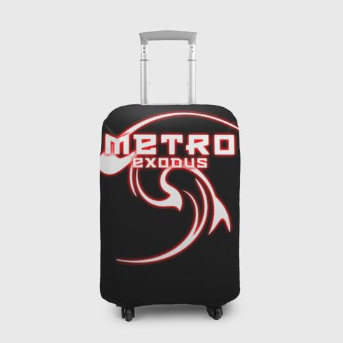 Чехол для чемодана 3D Metro Exodus Фото 01