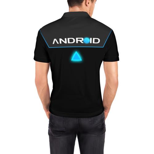 Мужская рубашка поло 3D  Фото 04, RK 900 CONNOR