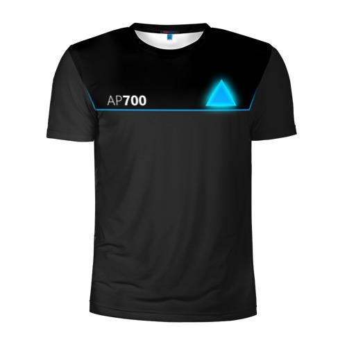 Мужская футболка 3D спортивная AP 700 DETROIT BECOME HUMAN