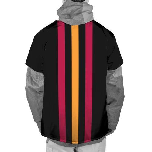 Накидка на куртку 3D  Фото 02, FC Roma Lines