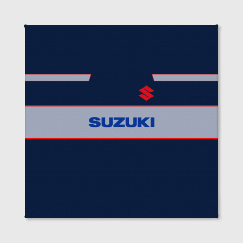 Холст квадратный  Фото 02, Suzuki