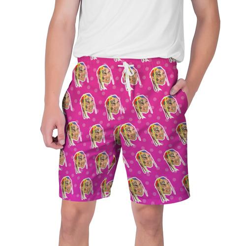 Мужские шорты 3D 6IX9INE PATTERN