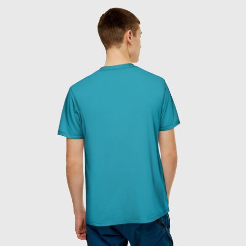 Мужская футболка 3D  Фото 02, 6IX9INE PAINTS