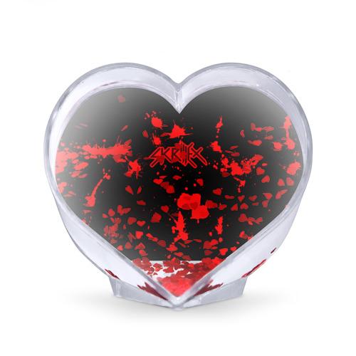 Сувенир Сердце  Фото 02, Skrillex