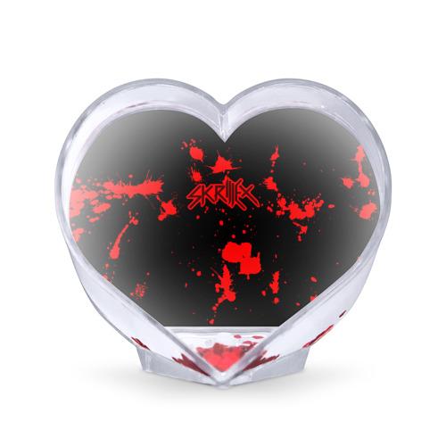 Сувенир Сердце  Фото 01, Skrillex
