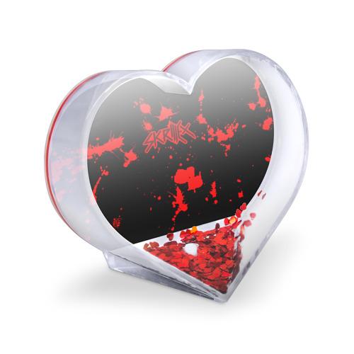 Сувенир Сердце  Фото 03, Skrillex
