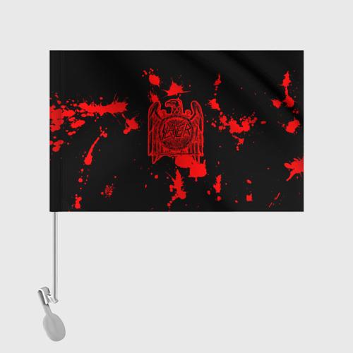 Флаг для автомобиля  Фото 02, Slayer