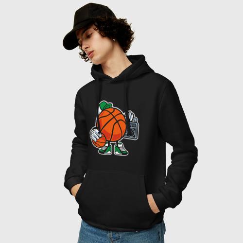 Мужская толстовка хлопок  Фото 03, Hip Hop Basketball
