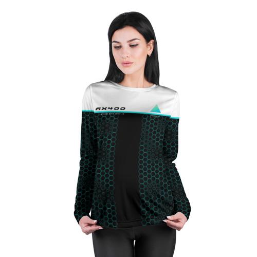 Женский лонгслив 3D для беременных  Фото 04, Detroit AX400
