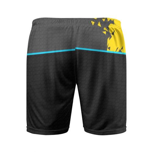 Мужские шорты 3D спортивные  Фото 02, JB 300 ANDROID