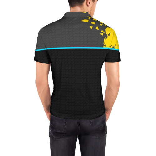 Мужская рубашка поло 3D JB 300 ANDROID Фото 01